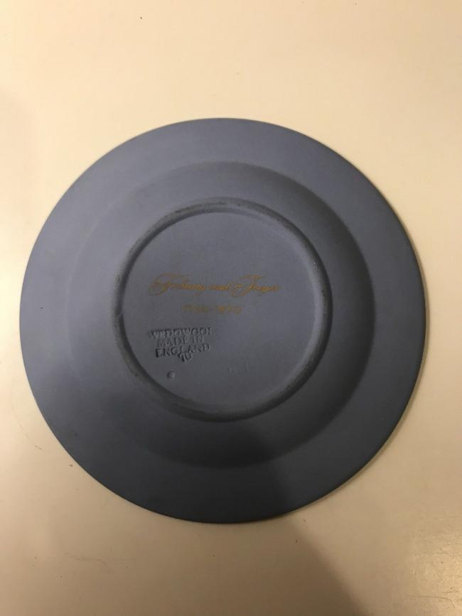 wedgewood f and t dish reverse